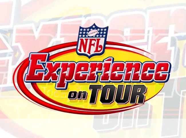 NFL EXPERIENCE: On Tour